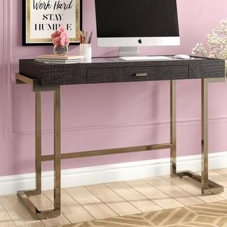 Everly Malin Desk Quinn Color (Top/Frame): Espresso