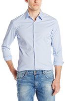 Scotch & Soda Men's Cotton Stretch Woven Shirt