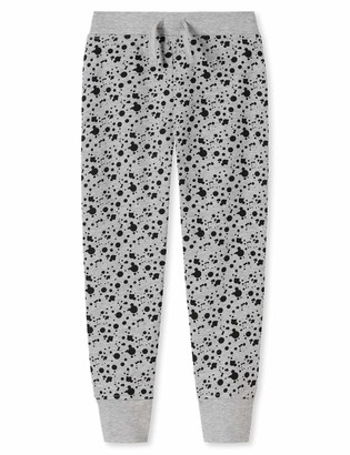 Schiesser Girls' Punk Rock Sweathose Trouser