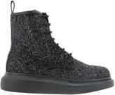 Alexander McQueen Hybrid Combat Boots