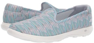 Skechers Performance Performance Go Walk Lite - Showy (Gray/Multi) Women's Shoes