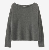 Toast Square Cut Lambswool Sweater