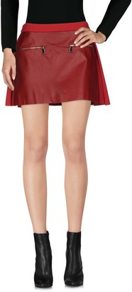 Pinko Mini skirts