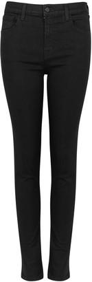 J Brand Ruby Black Skinny Jeans