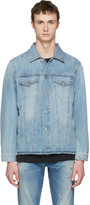 Diesel Blue Denim Nhill-Re Jacket