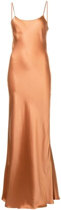 Voz Liquid Slip Dress