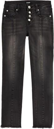 Hudson Jeans Haim Crop Skinny Jeans