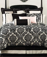 """Waterford Lisette 18"""" Square Decorative Pillow Bedding"""