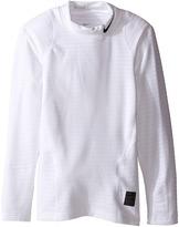 Nike Long Sleeve Mock Top (Little Kids/Big Kids)