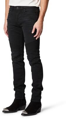 Hudson The Blinder v.2 Skinny Fit Biker Jeans