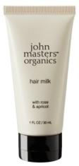 John Masters Organics Hair Milk with Rose Apricot- 1 fl. oz.
