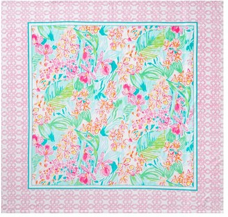 Pottery Barn Teen Lilly Pulitzer Via Flora for Two Beach Towel