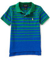 Ralph Lauren Little Boys 2T-7 Ombre-Stripe Tee