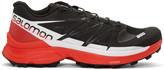 Salomon Black S-Lab Wings 8 SG Sneakers