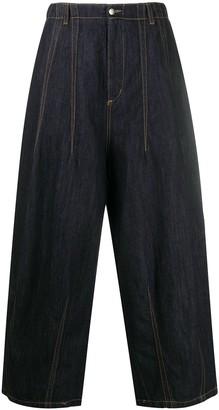 Societe Anonyme Wide Leg Jeans