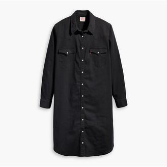 Levi's Denim Shirt Dress