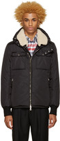 Moncler Black Down Darwin Jacket