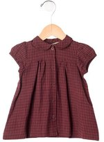Caramel Baby & Child Girls' Striped Short Sleeve Dress w/ Tags
