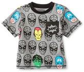 Marvel Toddler Boys' Avengers T-Shirt - Gray