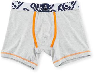 Psycho Bunny Men's Brights Knit Boxer Briefs