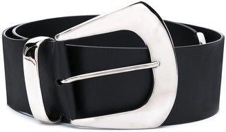 Ermanno Scervino Pin Buckle Belt