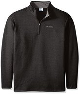 Columbia Men's Big Great Hart Mountain IIII Big Half Zip