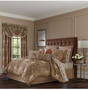 J Queen New York J Queen Luciana Queen 4pc. Comforter Set Bedding