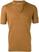 Nuur knitted polo shirt - men - Cotton/Linen/Flax - 48