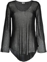 OSKLEN sheer design blouse