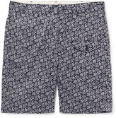 Engineered Garments - Ghurka Paisley-print Cotton-voile Shorts