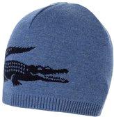 Lacoste Hat Mottled Blue