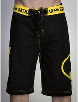 Batman & Yellow Logo Mens Swimming Boardshorts