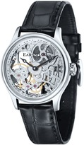 EARNSHAW WATCHES Bauer Mechanical Skeleton Watch