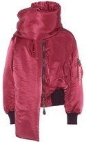Balenciaga Cropped bomber jacket