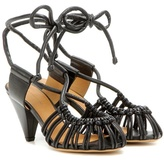 Etoile Isabel Marant Milly Leather Sandals