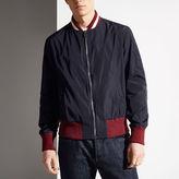 Bally Nylon Varsity Jacket