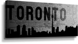 ArtWall Art Sandcraft Toronto Wall Art