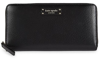 Kate Spade Spencer Zip-Around Wallet