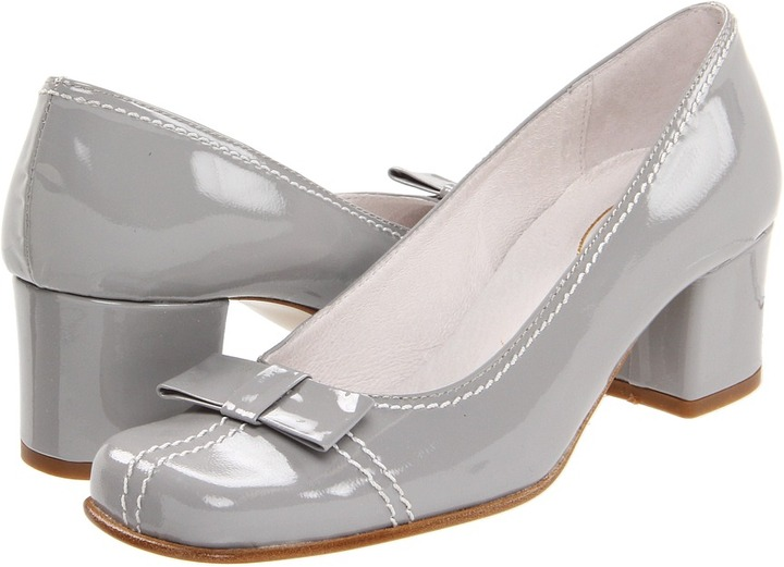 Shoe Be Doo 4403 (Toddler/Youth) (Silver Patent) - Footwear