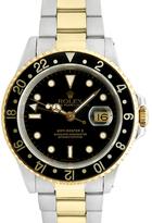 Rolex Vintage Two-Tone GMT Master II Watch, 40mm