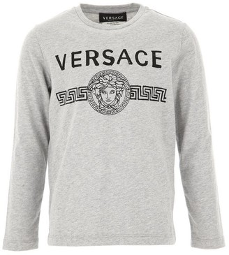 Versace Medusa Logo T-Shirt (4-14 Years)