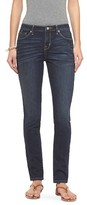Mossimo Women's Mid-rise Skinny Jeans (Curvy Fit) Dark Wash 2