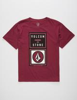 Volcom Deft Boys T-Shirt