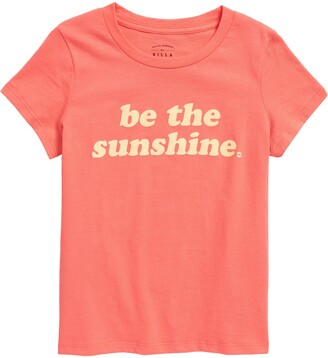 Billabong Kids' Be the Sunshine Graphic Tee