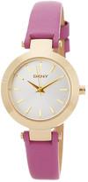 DKNY Women&s Stanhope Strap Watch
