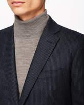 Bloomsbury Italian Pinstripe Slim Fit Jacket