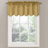 Eclipse Canova Rod-Pocket Valance