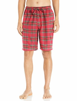 Goodthreads Men's Standard Flannel Pajama Short