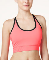 Jessica Simpson The Warm Up Juniors' Strappy-Back Sports Bra