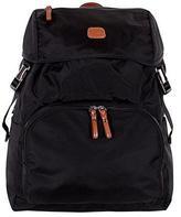 Bric's Black X-Bag Excursion Backpack